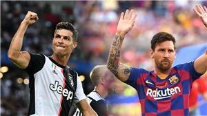 Bóng đá hôm nay 13/8: Ronaldo có thể đá cặp với Messi, Twitter xin lỗi sao MU