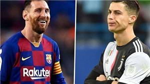 Barca sẽ đá đội hình nào nếu mua được Cristiano Ronaldo?