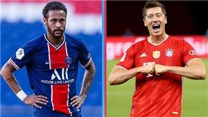 PSG vs Bayern Munich: Neymar vs Lewandowski, họng súng trao tay ai?