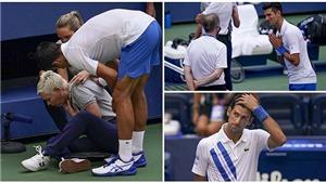 Cộng đồng mạng phản ứng dữ dội khi Djokovic bị loại khỏi US Open