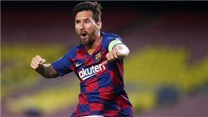 Leo Messi: 'Tôi ở lại vì tôi sẽ không bao giờ ra tòa để chống lại Barca'