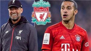 Thiago Alcantara được Bayern cho nghỉ để thu xếp tới Liverpool