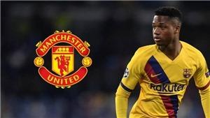 Bóng đá hôm nay 29/9: MU hỏi mua Fati giá 136 triệu bảng. Liverpool thắng dễ Arsenal