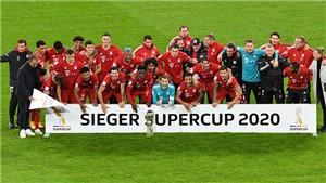 Bayern Munich 3-2 Dortmund: Thắng kịch tính, Bayern Munich hoàn tất cú ăn năm