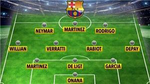 Đội hình khủng Barca mua hụt dưới thời Bartomeu