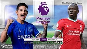 Soi kèo nhà cái Everton vs Liverpool. Ngoại hạng Anh Vòng 5. Trực tiếp K+ PM
