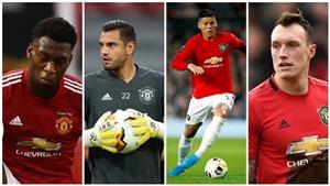 5 cầu thủ có thể rời MU trong 24 giờ tới: Romero, Lingard và những ai nữa?