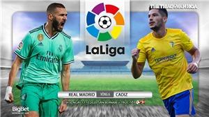 Soi kèo nhà cái Real Madrid vs Cadiz. Vòng 6 La Liga. Trực tiếp BĐTV