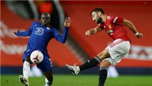 MU 0–0 Chelsea: Cavani ra mắt trong trận hòa nhạt nhòa ở Old Trafford