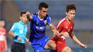 Trực tiếp bóng đá. Viettel vs Bình Dương. VTV6 trực tiếp bóng đá Việt Nam