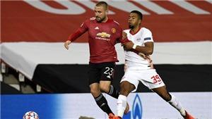MU: Luke Shaw được gọi trở lại ĐT Anh lần đầu tiên sau 2 năm