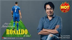 Chia tay Juventus, Ronaldo tới PSG hay về MU?