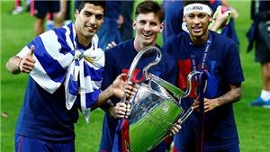Barca: Trầm trồ trước video bộ ba Messi – Suarez – Neymar hủy diệt đối thủ