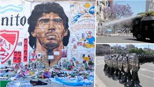 Bóng đá hôm nay 27/11: MU đón tin vui từ Pogba. CĐV ẩu đả trong đám tang của Maradona