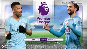 Soi kèo nhà cáiMan City vs Burnley. Vòng 10 giải Ngoại hạng Anh