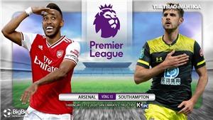 Soi kèo nhà cáiArsenal vs Southampton. Trực tiếp bóng đá vòng 13 Giải Ngoại hạng Anh