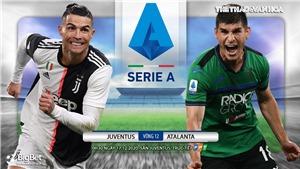 Soi kèo nhà cáiJuventus vs Atalanta. Trực tiếp bóng đá vòng 12 Serie A