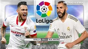 Soi kèo nhà cáiSevilla vs Real Madrid. Trực tiếp Bóng đá Tây Ban Nha
