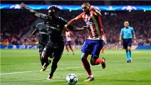 Kết quả bốc thăm vòng 1/8 Cúp C1: Chelsea liệu có ngại Atletico Madrid?
