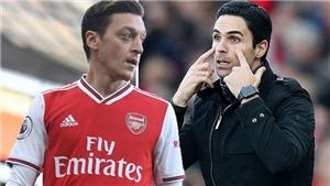 Oezil chỉ trích Arteta vì chiến lược chuyển nhượng sai lầm của Arsenal
