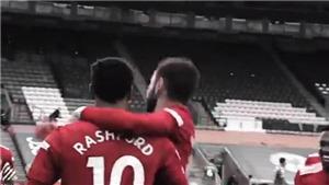 Leicester 2-2 MU: Fernandes sướng phát điên sau khi kiến tạo cho Rashford