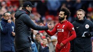 Bóng đá hôm nay 25/12: MU phá két mua Calvert-Lewin. Klopp nói về tương lai của Salah