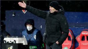 Bóng đá hôm nay 10/1: MU mất Pogba trận gặp Burnley. Zidane nổi giận sau trận hòa Osasuna