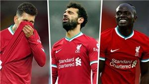 Chuyện gì đang xảy ra với hàng công của Liverpool?