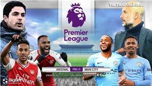 Soi kèo nhà cáiArsenal vs Man City. Vòng 25 giải Ngoại hạng Anh