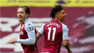 Aston Villa 1-0 Arsenal: Hàng thủ mắc lỗi, 'Pháo thủ' thua trận thứ hai liên tiếp