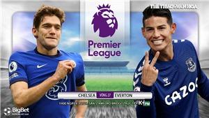 Soi kèo nhà cáiChelsea vs Everton. K+PM trực tiếp Vòng 27 Ngoại hạng Anh