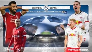 Soi kèo nhà cáiLiverpool vs Leipzig. Lượt về vòng 1/8 Cúp C1 châu Âu