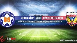 Soi kèo nhà cái SHB Đà Nẵng vs Hồng Lĩnh Hà Tĩnh. Đấu bù vòng 3 LS V-League