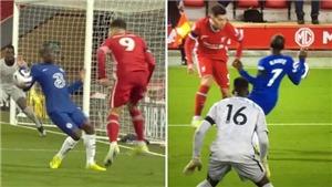 CĐV Liverpool mắng trọng tài vì không thổi pen khi bóng chạm tay Kante