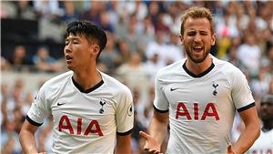 Tottenham: Harry Kane và Son Heung Min phá kỷ lục Premier League