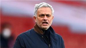 Tottenham bị loại khỏi Europa League đầy cay đắng, CĐV đòi sa thải Mourinho