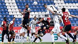 Kết quả Serie A: Ronaldo lập hat-trick giúp Juve chiến thắng. AC Milan thua Napoli