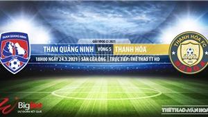 Soi kèo nhà cái Than Quảng Ninh vs Thanh Hóa.Trực tiếp vòng 5 V-League 2021
