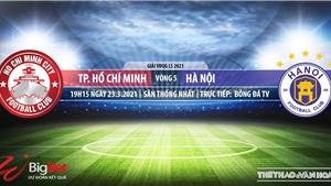 Soi kèo nhà cái TPHCM vs Hà Nội. BĐTVtrực tiếp bóng đá Việt Nam