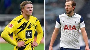 Haaland hay Kane sẽ tới MU trong mùa Hè?
