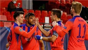 Porto 0-2 Chelsea: The Blues đặt một chân vào bán kết