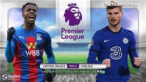 Soi kèo nhà cáiCrysal Palace vs Chelsea. K+PM trực tiếp bóng đá Ngoại hạng Anh