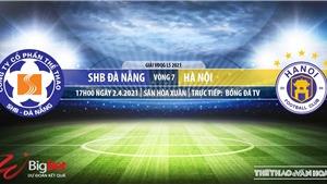 Soi kèo nhà cái Đà Nẵng vs Hà Nội. BĐTV trực tiếp bóng đá V-League 2021