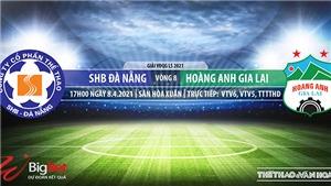 Soi kèo nhà cái Đà Nẵng vs Hoàng Anh Gia Lai.VTV6, VTC3 trực tiếp bóng đá Việt Nam