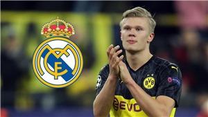 Bóng đá hôm nay 4/4: MU tìm người thay Cavani. Haaland chọn đến Real Madrid