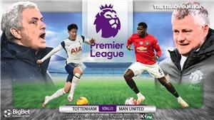 Soi kèo nhà cáiTottenham vs MU. K+PM trực tiếp bóng đá Ngoại hạng Anh