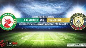 Soi kèo nhà cái Bình Định vs Thanh Hóa.BĐTV trực tiếp vòng 10 V-League 2021