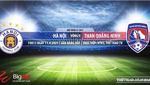 Soi kèo nhà cái Hà Nội vs Quảng Ninh. VTV5, TTTV trực tiếp bóng đá Việt Nam