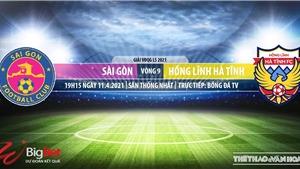 Soi kèo nhà cái Sài Gòn vs Hà Tĩnh. BĐTV trực tiếp bóng đá Việt Nam
