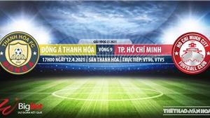 Soi kèo nhà cái  Thanh Hóa vs TPHCM. BĐTV trực tiếp Vòng 9 V-League 2021